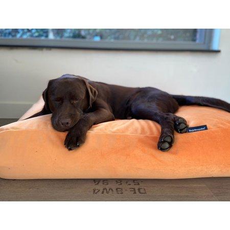 Dog's Companion® Hoes hondenbed Peach velours