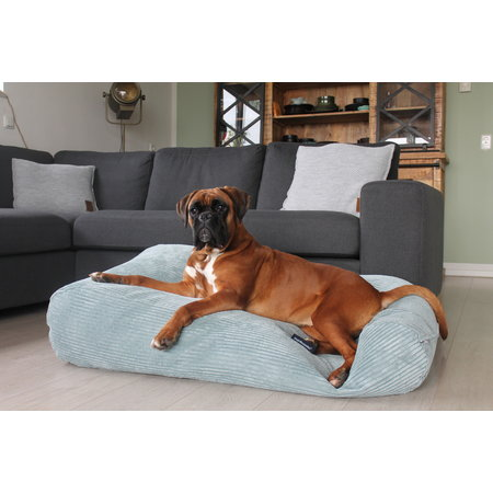 Dog's Companion® Hoes hondenbed Ocean giant ribcord