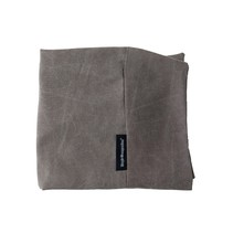 Losse hoes Stone washed brown