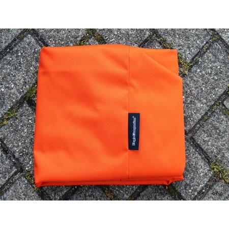 Dog's Companion® Hondenbed oranje coating