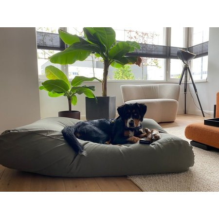 Dog's Companion® Hoes hondenbed basalt