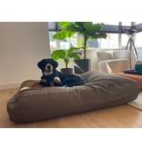 Dog's Companion® Hondenkussen taupe/bruin small