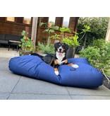 Dog's Companion® Hoes hondenbed donkerblauw vuilafstotende coating large