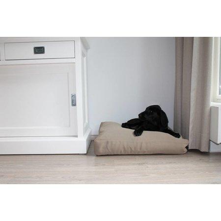 Dog's Companion® Benchkussen 65x50x10 cm Beige