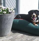 Dog's Companion® Hondenbed groen vuilafstotende coating