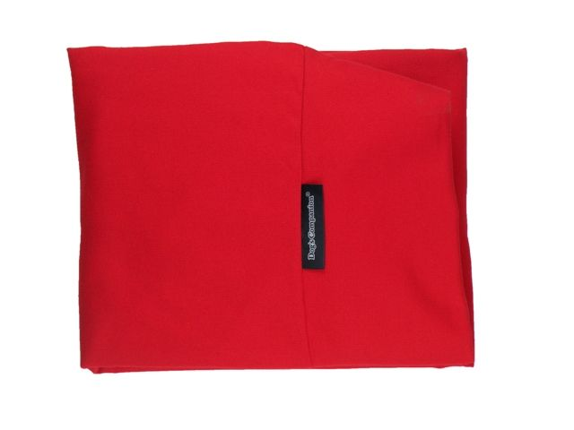 Dog's Companion® Hoes hondenbed rood