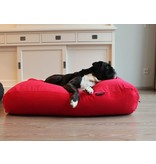 Dog's Companion® Hondenbed ribcord large rood