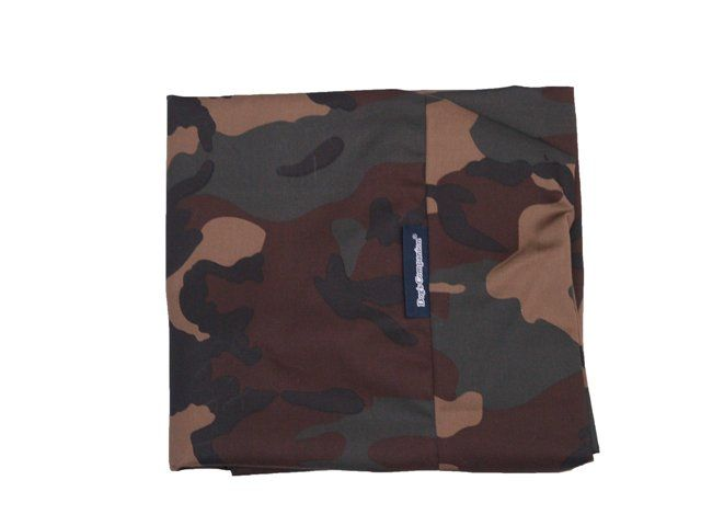 Dog's Companion® Hoes hondenbed Army