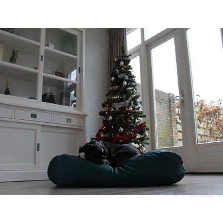 Dog's Companion® Hondenbed groen vuilafstotende coating small