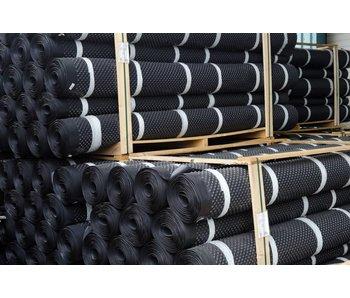 Noppenfolie voor werkvloer 3x20m 600 kN/m2