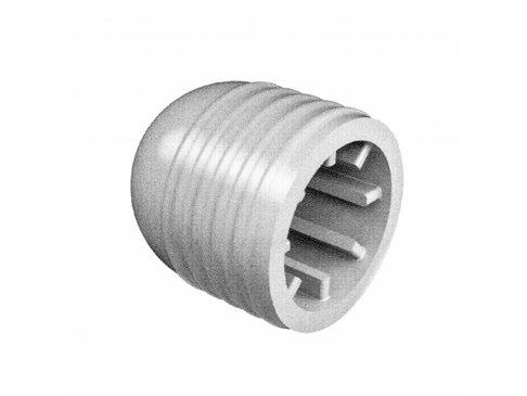 PVC Elastische stop 22 mm zacht