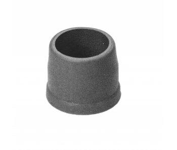 PVC stop 22 mm standaard