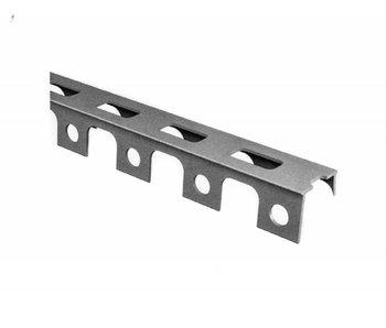 PVC Vloerafstandhouder 20 mm - open