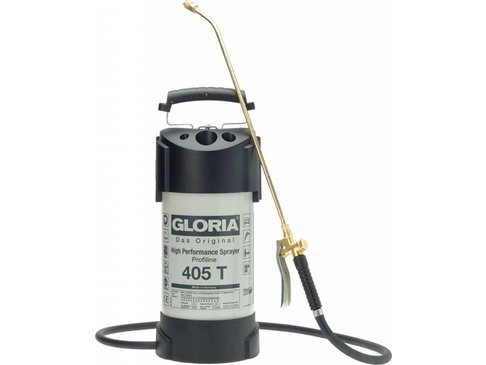 Gloria Hogedrukspuit 405T Professional 5L Olie bestendig