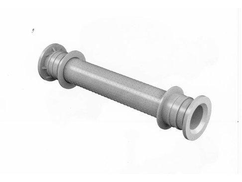 PVC Buis met kap Type EE - 150 mm