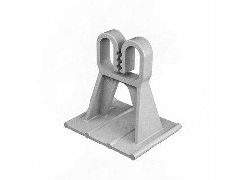 PVC Vloerafstandhouder ASKP 4-16-40