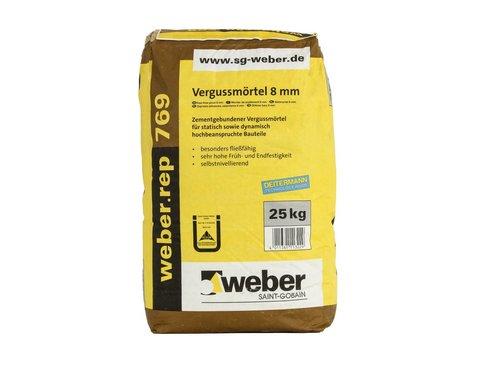 GIETMORTEL 8mm WEBER.TEC 769
