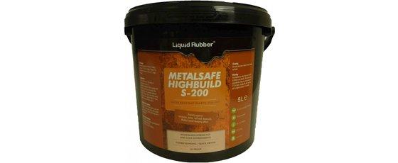 Cretesafe liquid rubber