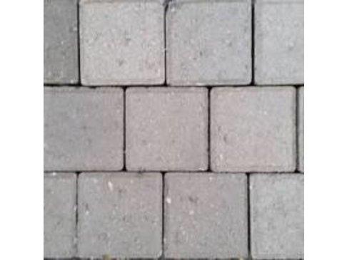 Halve betonklinker 105x105x70