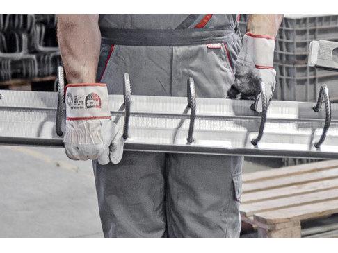 STABOX Stekkenbak 12-100 Enkel 125 cm  Bak = 9 cm Stekh = 17 cm Stekl = 39 cm
