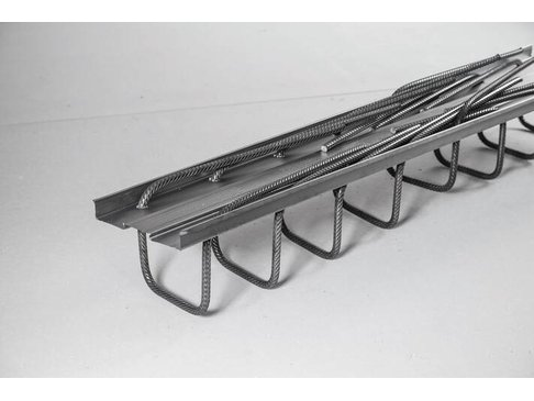 STABOX Stekkenbak 8-150 Enkel 125 cm  Bak = 5 cm Stekh = 12 cm Stekl = 26 cm