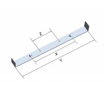 Funderingsstrips - Wanddikte 150 mm