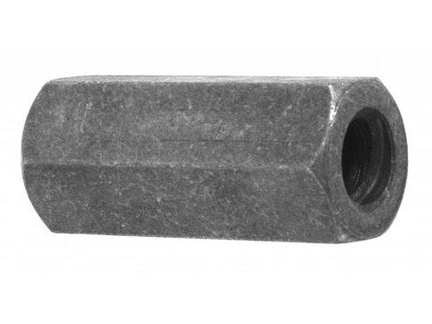 Zeskantmoer - SW30x50 Zwart