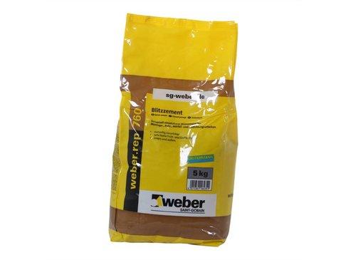 Weber. Rep 760 Snelcement - 5 KG