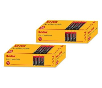 Kodak AA batterie - 60 pièces