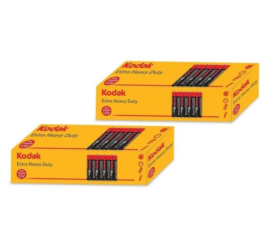 Kodak AA batterij - Extra heavy duty