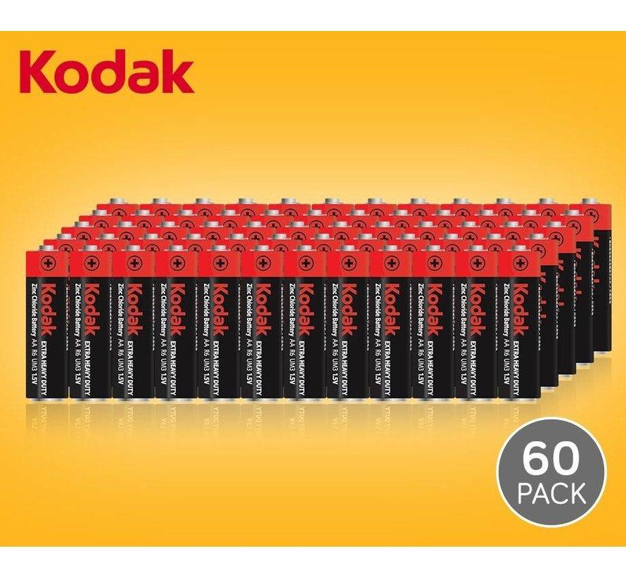 Kodak AAA-Batterie - 60 Stück