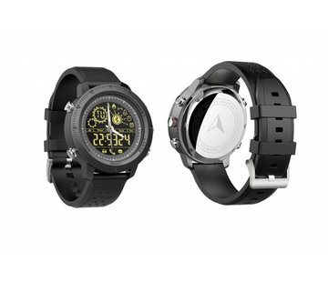 TacWatch - Montre intelligente militaire