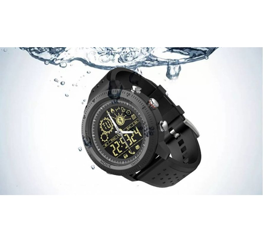 TacWatch - Militaire smartwatch