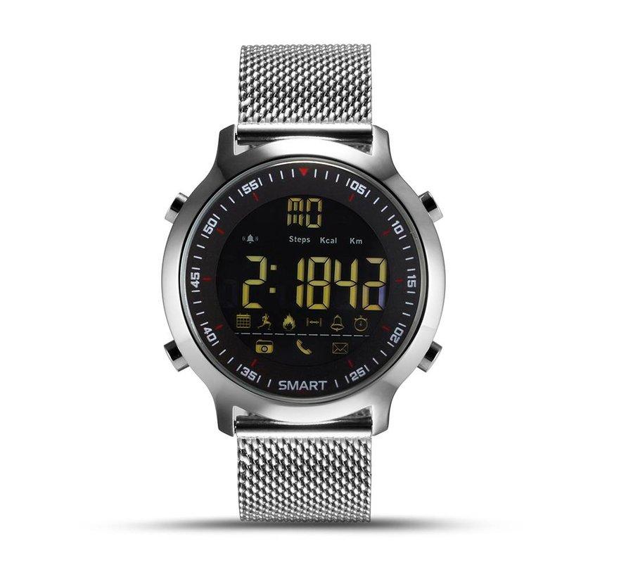 Xwatch sport - Smartwatch zilver