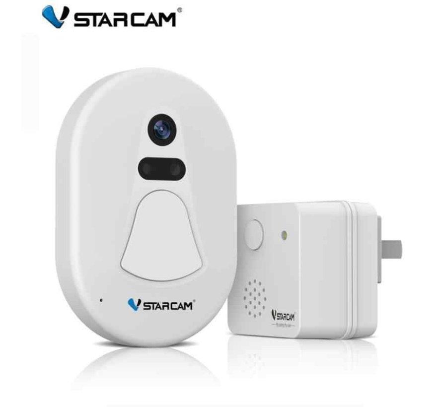 Wifi deurbel - Slimme deurbel met camera