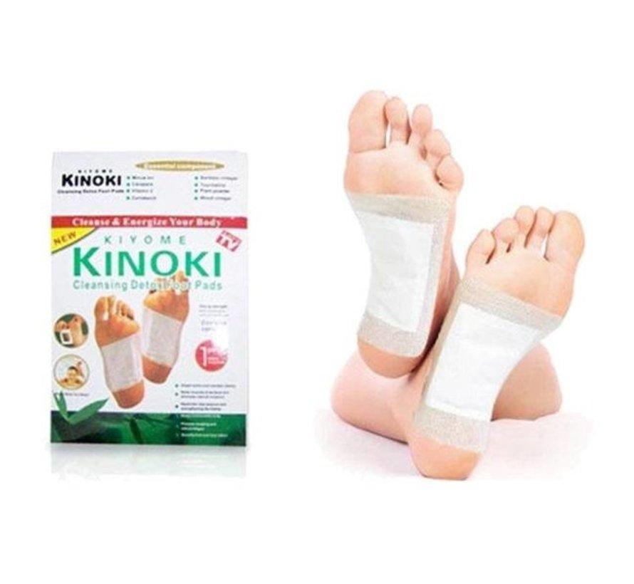 Kinoki detox plasters