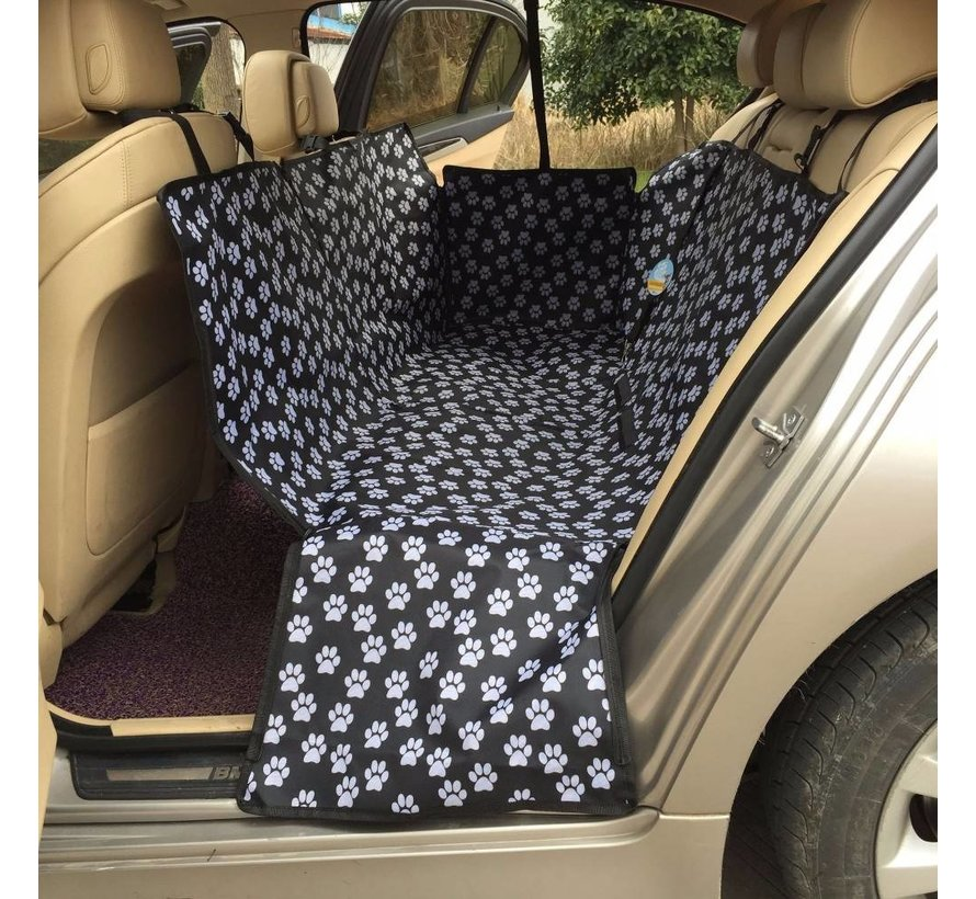 Car protective cover for pets