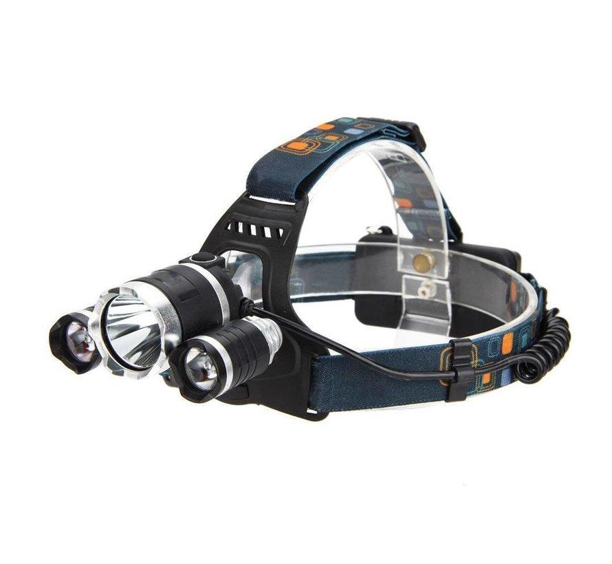 Lampe frontale à LED