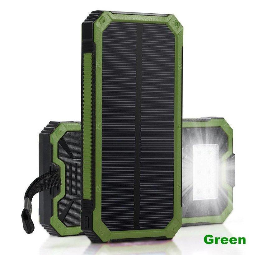 Powerbank op zonne-energie - 20000mAh