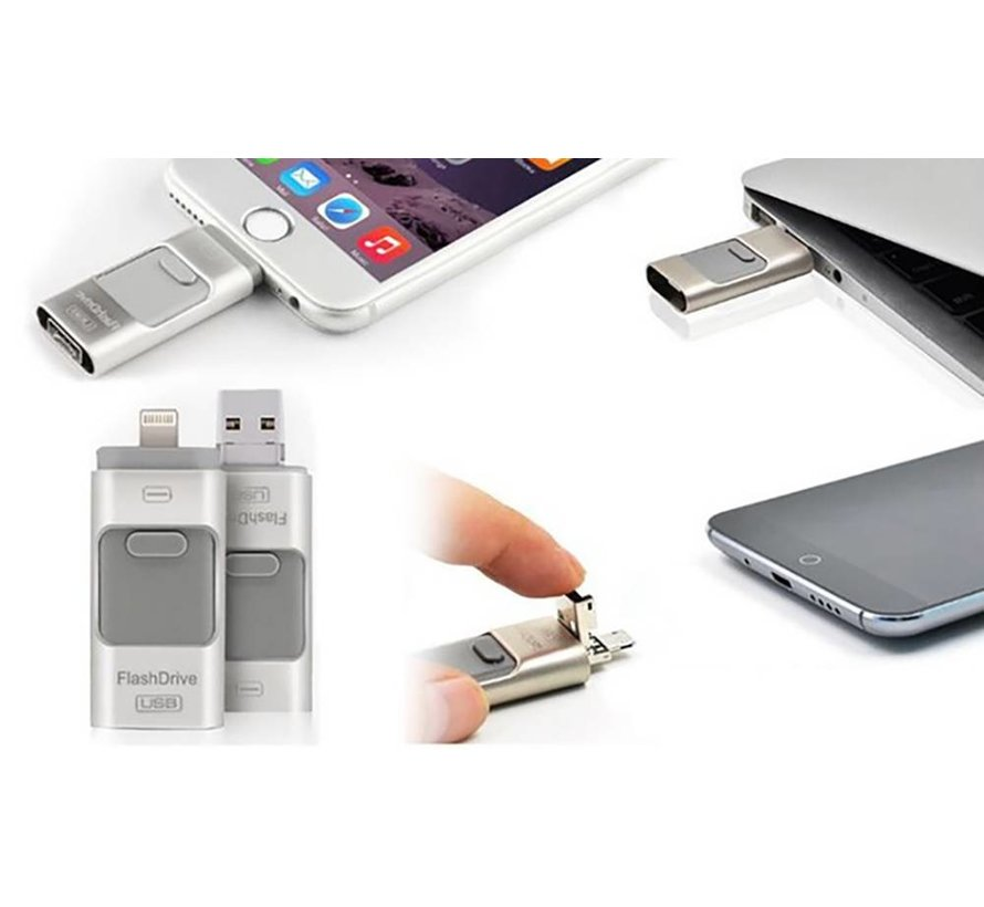 Flash Drive - Apple & Android