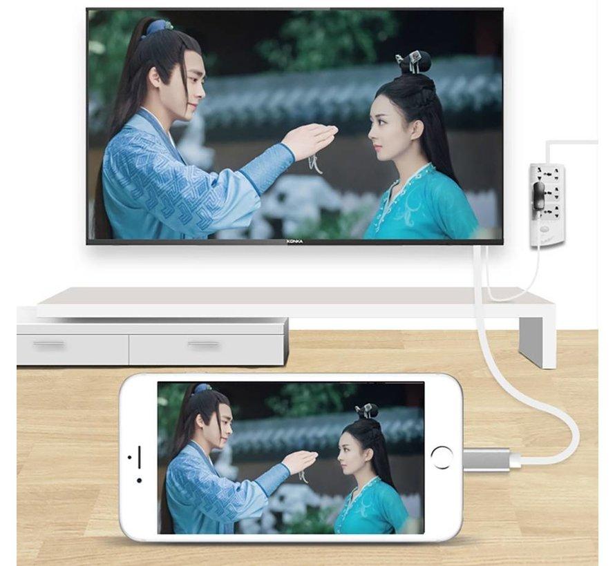 HDMI-Kabel mit Lightning-Anschluss