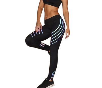 Glow in the dark Sportlegging