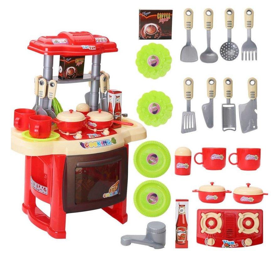 Cuisine de jeu pour enfants
