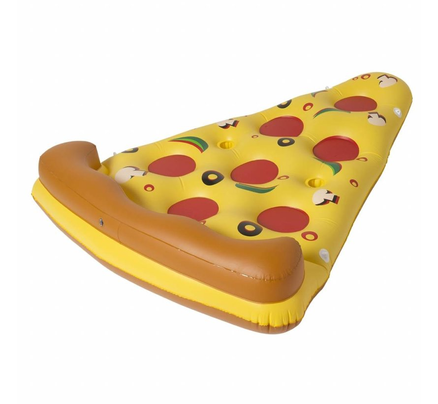 Pizza gonflable