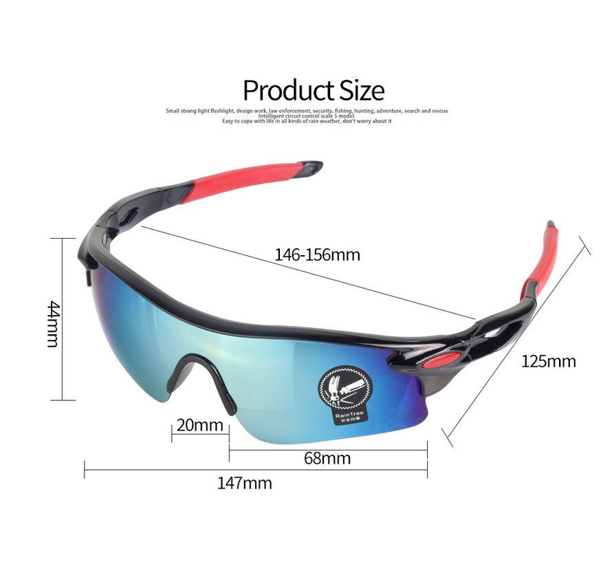 Radfahren Brille