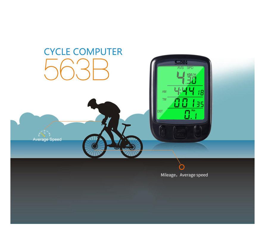 Ordinateur de vélo