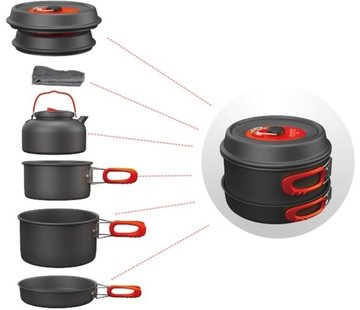7-piece pan set