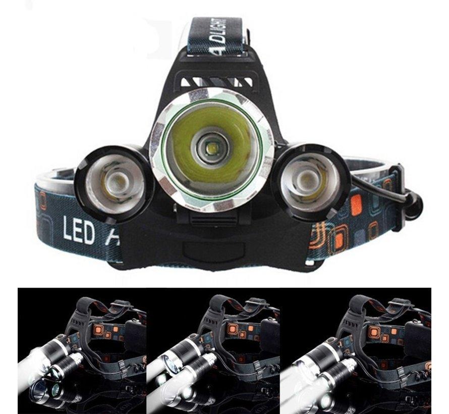 LED Scheinwerfer mit Zubehörbox