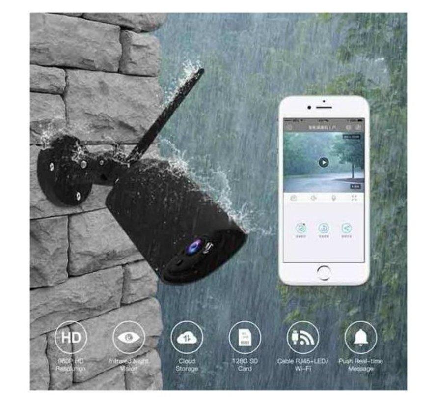 Caméra de sécurité extérieure Cleverdog