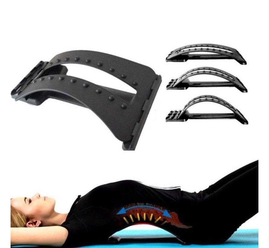 Massage-Rückenlehne